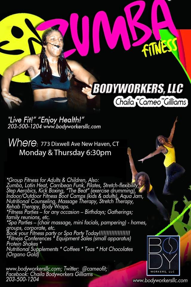 The FICKLIN MEDIA GROUP,LLC: ZUMBA FITNESS