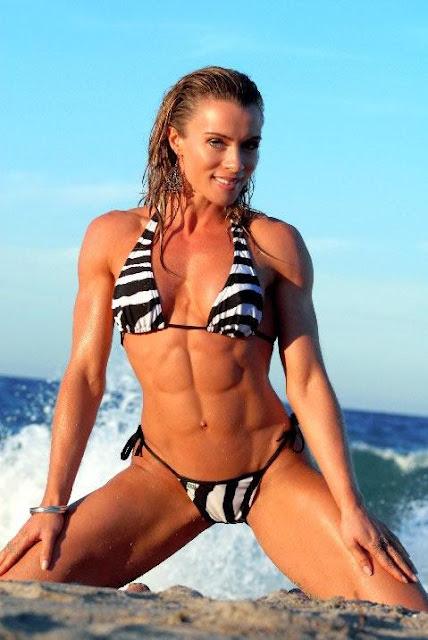 Kristal Richardson - Female Fitness Model