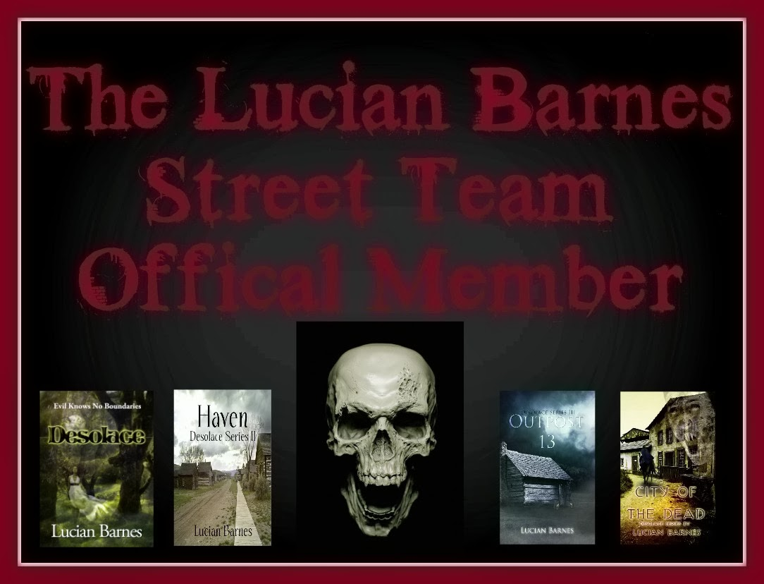 The Lucian Barnes Street Team