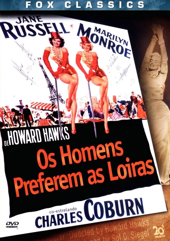 Os Homens Preferem as Loiras – Legendado (1953)