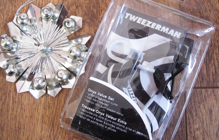 Tweezerman Onyx Value Set