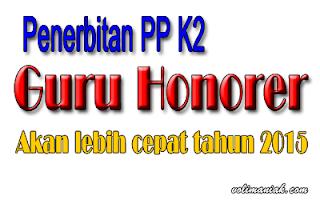 pemerintah klaim bahwa penerbitan PP K2 menjadi PNS lebih cepat