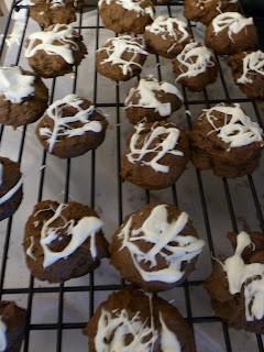 Caramel-FIlled Chocolate Cookies