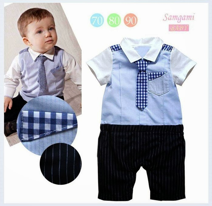 ROMPER FOR BABY BOY