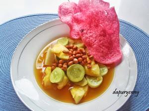asinan buah