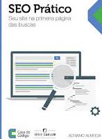 Capa do livro SEO prático e muito fácil - seu site na primeira página de busca