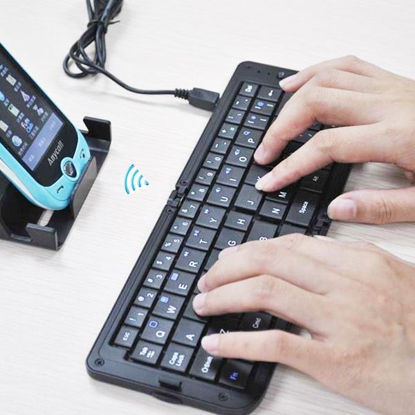 BESTEK bluetooth keyboard 折りたたみ ブルートゥース キーボード PA-BK09