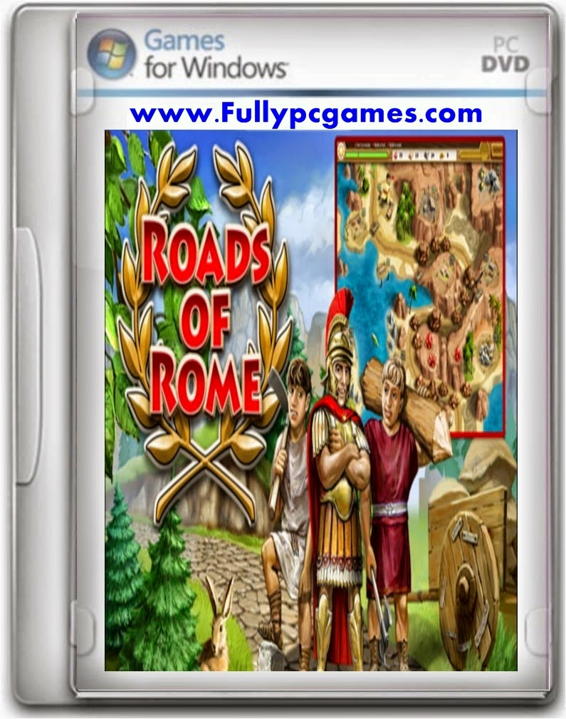 roads to rome game