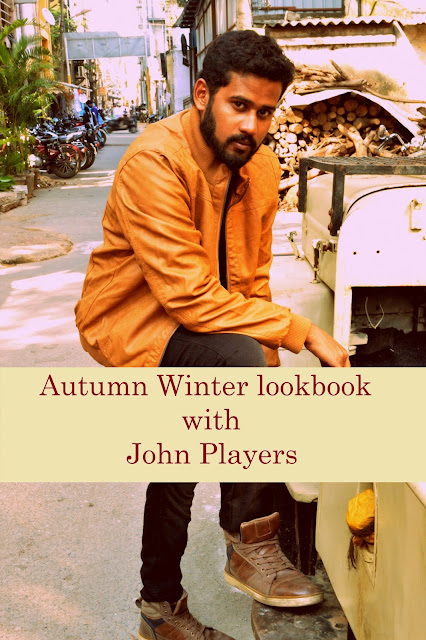 John Players Autumn Winter '15 Lookbook image