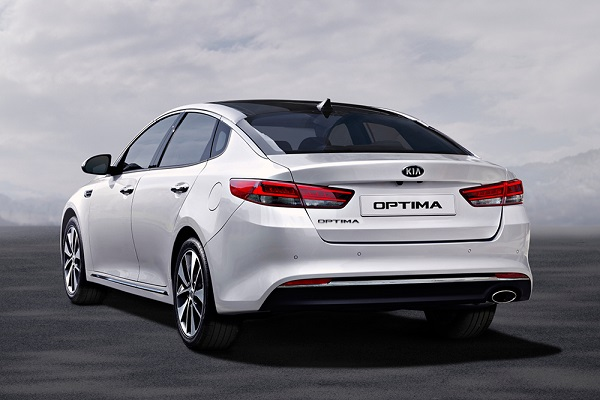 Kia Optima Europeo 2016