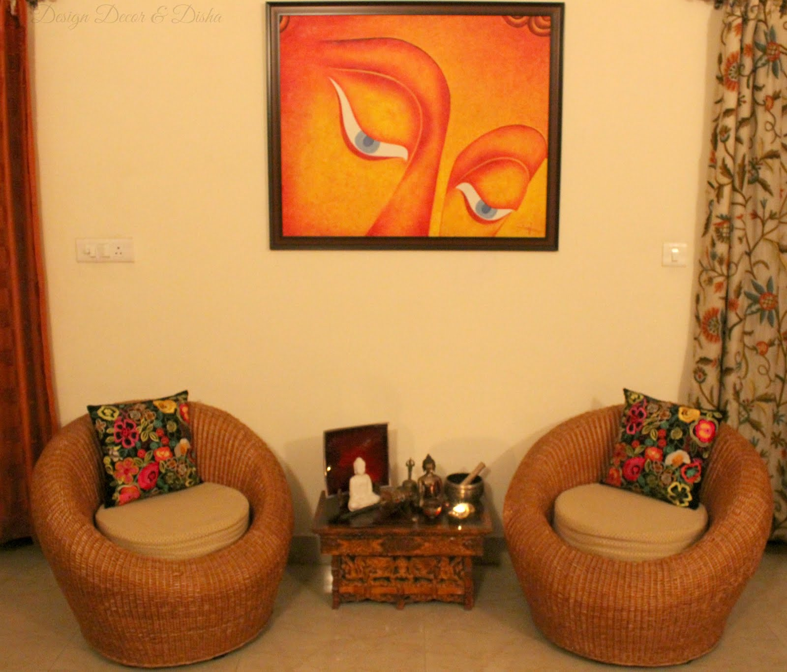 Design decor disha an indian design decor blog home for Home decoration things