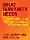 What Humanity Needs is Revolution and the New Synthesis of Communism. An Interview with Bob Avakian