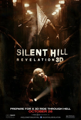 Silent Hill Revelation (BRRip 3D FULL HD Español Latino) (2012)