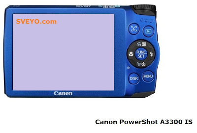 Canon PowerShot A3300 I