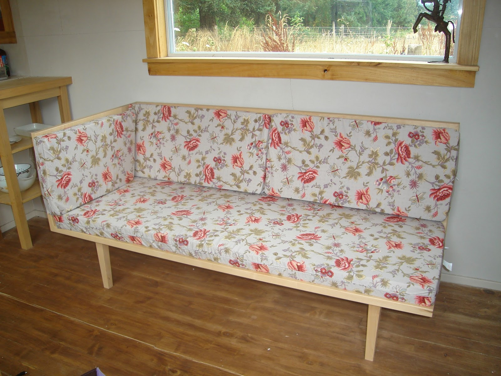 Building A Non Toxic Sofa. Here Is My Chemical Free ...