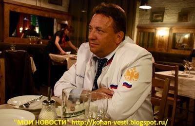 Кремлевский повар Виктор Беляев: «На новогоднем