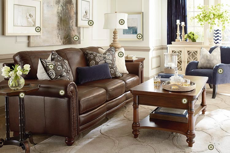 2014 Luxury Living Room Furniture Designs Ideas