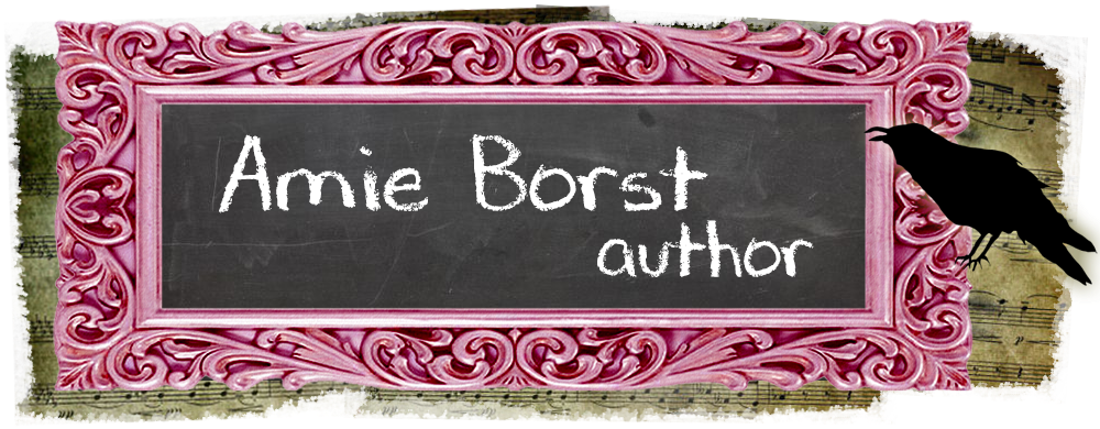 Amie Borst - Author & Illustrator
