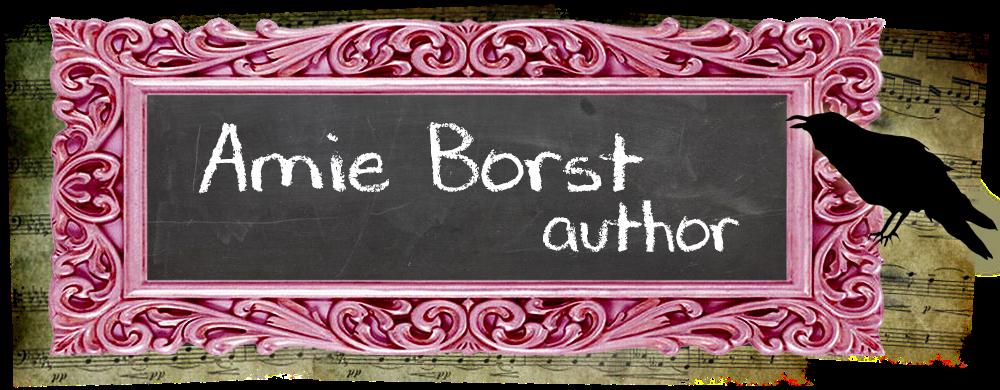 Amie Borst - Author & Illustrator