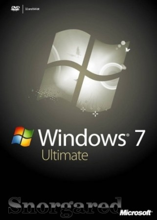 Microsoft Windows 7 Ultimate SP1 x86-x64 Integrated May 2012 English