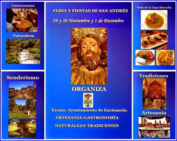 FERIA DE SAN ANDRES