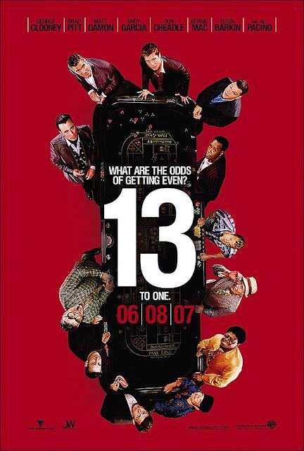 Ocean's Thirteen (2007) โอเชียน 13 เซียนปล้นเหนือเมฆ - ดูหนังออนไลน์ HD ฟรี | ดูหนังใหม่ | ดูหนัง HD | ดูหนังฟรี