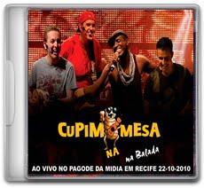 CD Cupim Na Mesa - Ao Vivo 2007