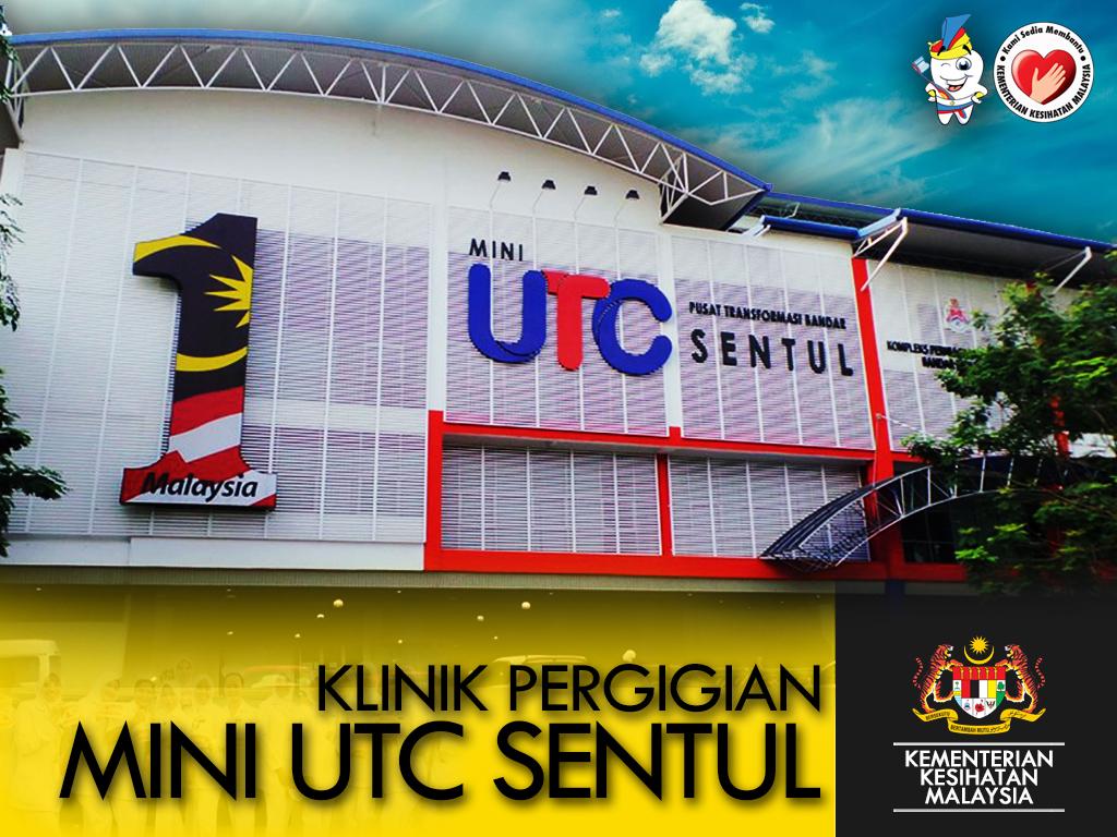 Klinik Pergigian Mini Utc Sentul Pergigian Jkwpkl Putrajaya