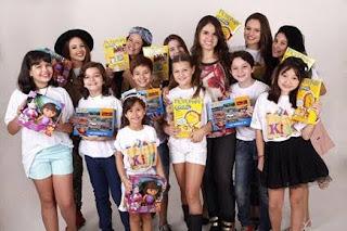 Skafe Cosméticos e Rio Fashion Kids promovem ação beneficente