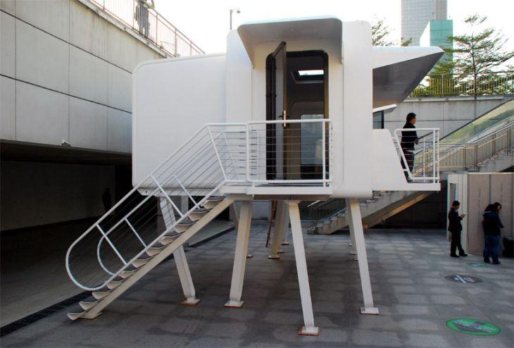Interesante casa prefabricada armable quiero m s dise o - Quiero ver casas prefabricadas ...