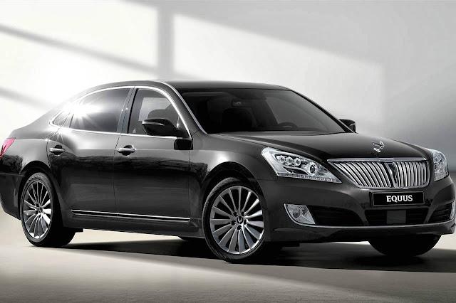 Hyundai Equus Review Car And Driver