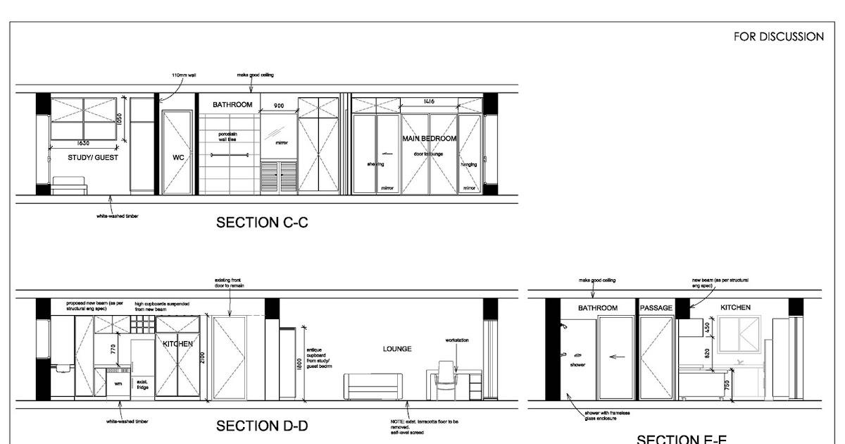 Apartment plans in revit interior design ideas for your modern home - Revit home design ...