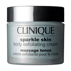 Clinique-Sparkle Skin Body Exfoliating Cream