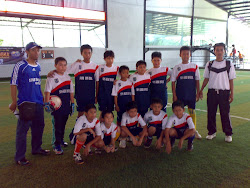 Football Saloon Team of SDS Model Isvill
