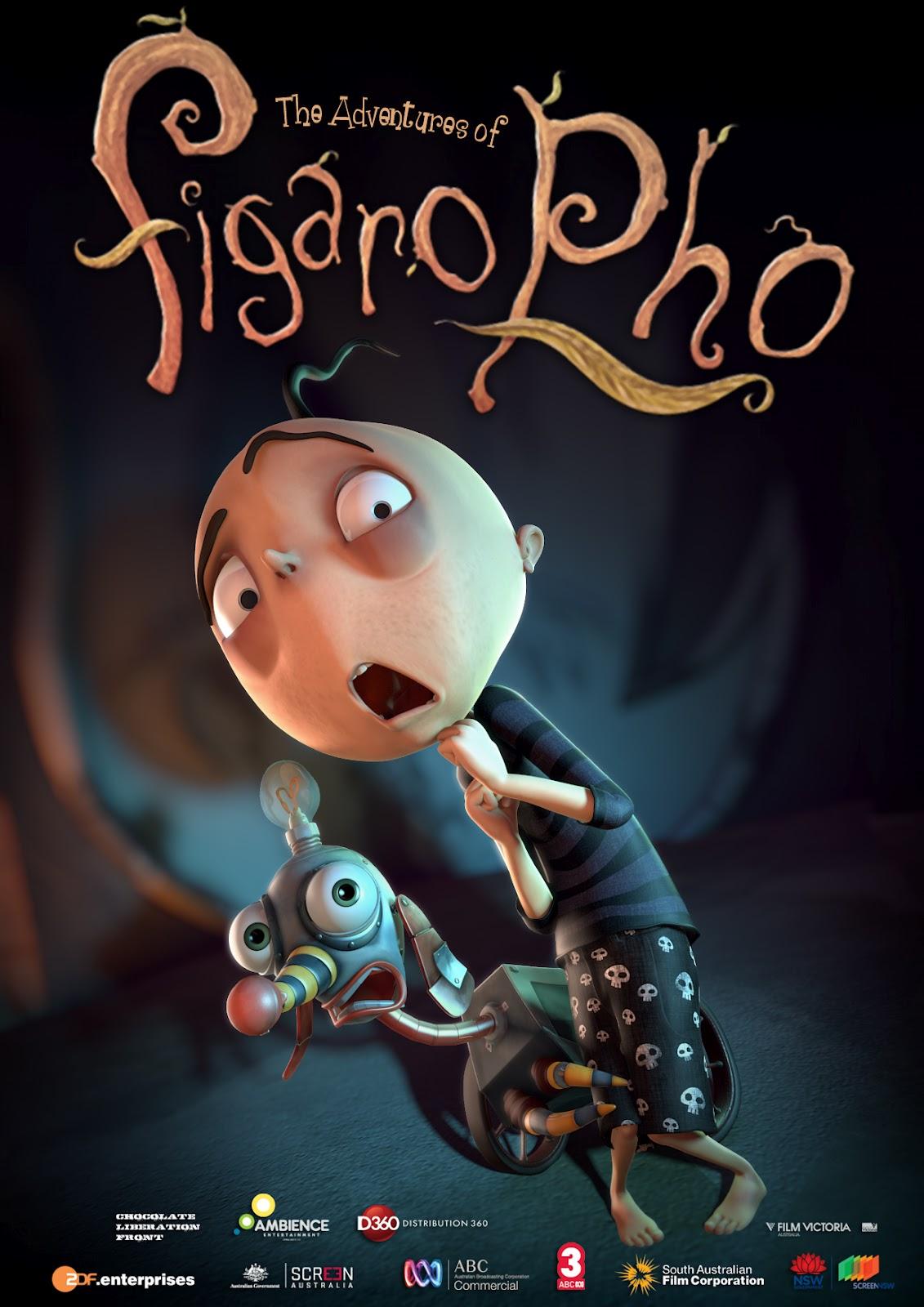 Figarovy fobie / Figaro Pho 3D (2009-2015)