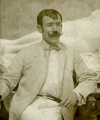 02.04.17 CARRER-CALLE DE MARIANO BENLLIURE GIL (ESCULTOR, 1862-1947)