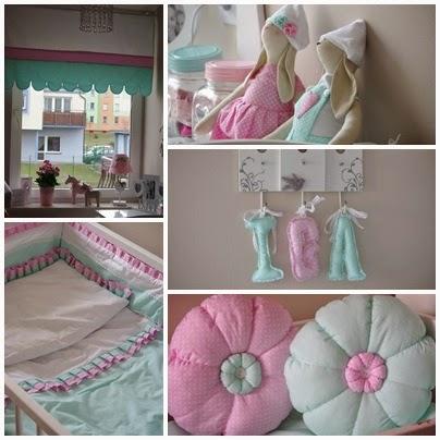 jak urządzić pokój dla dziewczynki, pokój małej dziewczynki