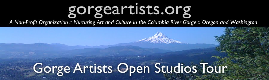Gorge Artists Open Studios Tour