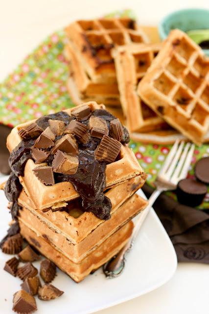 Reese%27s+Peanut+Butter+&+Chocolate+Waffles-4.jpg