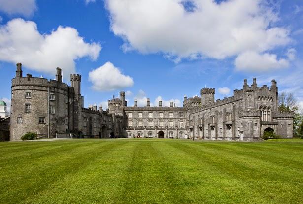 Kilkenny Slot, Irland