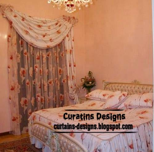 Unique American Canopy Bed Design In likewise Top   Curtains UK 2014 Catalog likewise Roman Blinds Shades A Cord Styles further Patterned Window Treatment Kids Curtain Orange further Top Luxury Drapes Curtain Designs Drapery Design Ideas. on curtain designs for arched windows