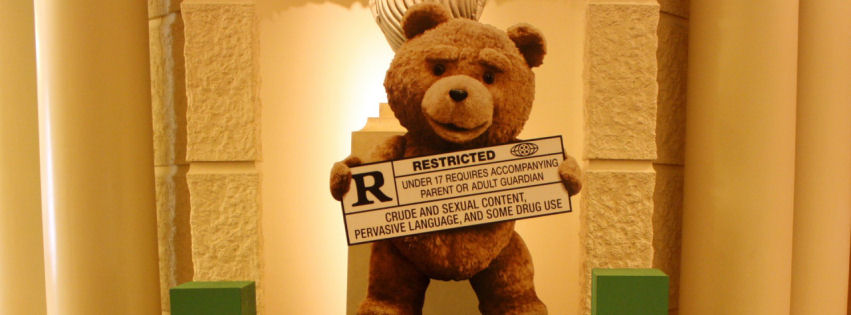 Ted movie facebook cover