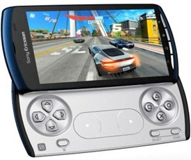 Sony Ericsson Xperia Play 4G