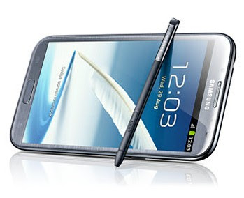 Samsung Galaxy Note II - Jelly Bean