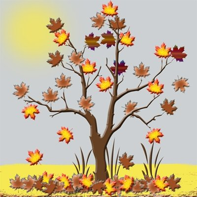 Autumn Clip Art8