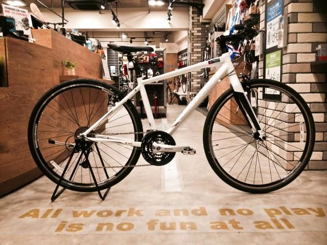 そして完成したバイクがコチラ ...