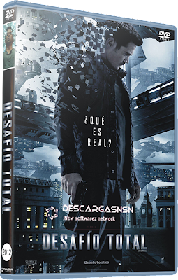 Total Recall (Desafío TotaL) (2012) DVD