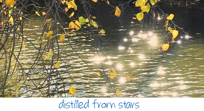 distilled from stars
