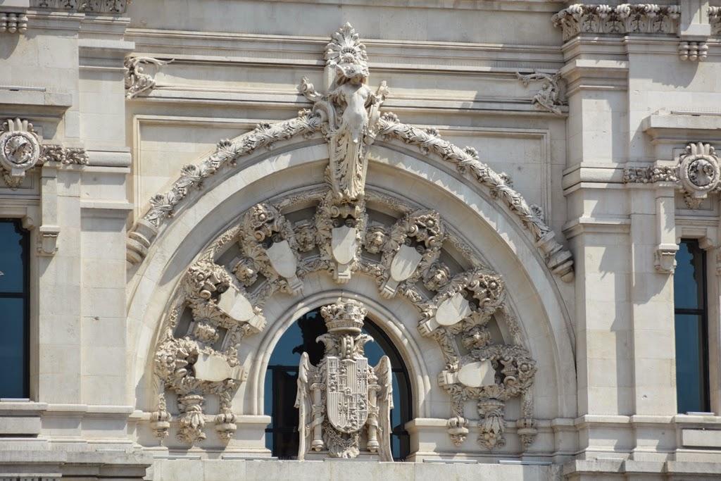 Cibeles Palace Madrid
