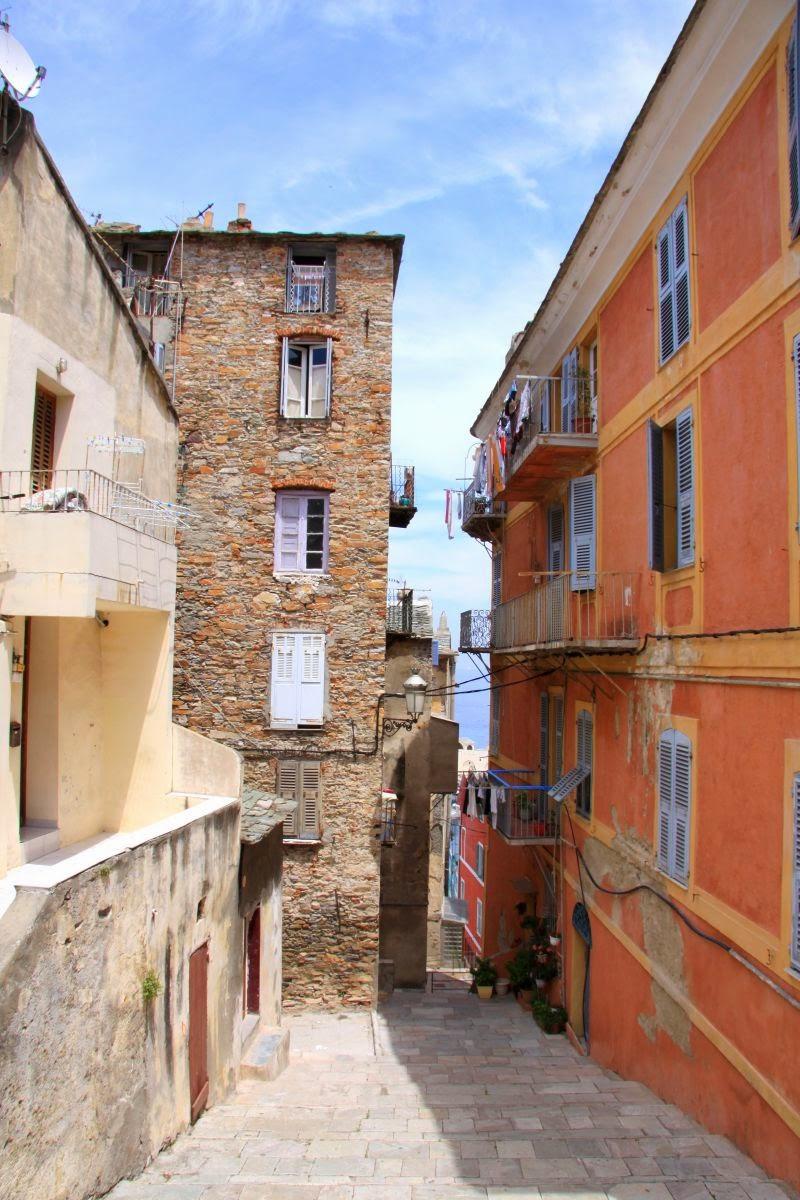 Ruelle de Bastia